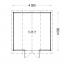 Caseta de madera ORLANDO (34 mm), 4x4 m, 16 m² specification 1