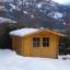 Caseta de jardín de madera PETER (34 mm), 3x4 m, 12 m² customer 1
