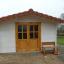 Caseta de jardín RENNES 12 m² (4x3) 34 mm customer 2