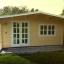 Caseta de jardín WISSOUS 25 m² (5x5) 34 mm customer 1