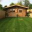 Caseta de madera NINA (44 mm), 6x6 m, 36 m² customer 1