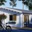 Casa de madera para vivir ALICE (44+44 mm, aislada PLUS), 72 m² visualization 1