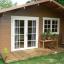 Caseta de jardín WISSOUS 19.9 m² (5x4) 34 mm customer 2