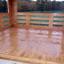 Cenador de madera (44 mm), 4x4 m, 16 m² customer 2