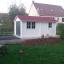 Garaje de madera 360x535 44 mm, 19.9 m² customer 1