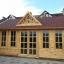 Caseta de madera CLOCKHOUSE (44 mm), 5.5x4 m, 22 m² customer 1
