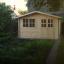 Caseta de jardin LILLE 12 m² (4x3) 34 mm customer 3