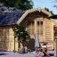 Caseta de jardín ORLANDO 9 m² (3x3) 34 mm visualization 1
