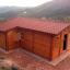 Casa de madera para jardín DIJON 44 mm, 43 m² customer 1