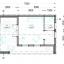 La casa ANNA Scandinavia 44 mm + revestimiento 20 mm, 37 m² specification 1