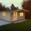 Caseta de jardín WISSOUS 25 m² (5x5) 34 mm customer 3