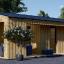 La casa ANNA Scandinavia 44 mm + revestimiento 20 mm, 37 m² visualization 1