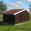 Caseta de madera para jardín BENINGTON (34 mm), 4,5x3 m, 13 m² customer 2