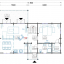 Casa de madera para vivir VERA (44+44 mm, aislada PLUS), 132 m² specification 1