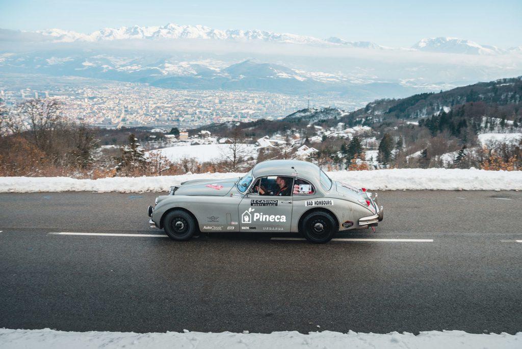 Rally de Monte Carlo - Foto de Rytis Petrauskas